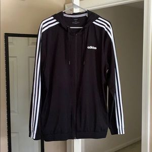 Adidas Zipper up tracksuit